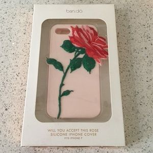 Ban.do 3D Silicone iPhone 7 case, New in Box
